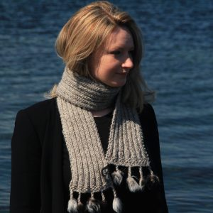 toggle scarf for kit pic